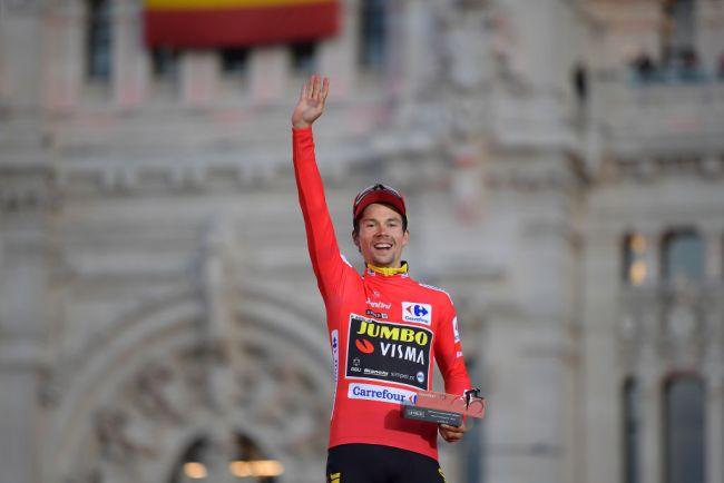 Gli organizzatori della Vuelta in Spagna stanno lavorando duramente come se il gioco procedesse come previsto