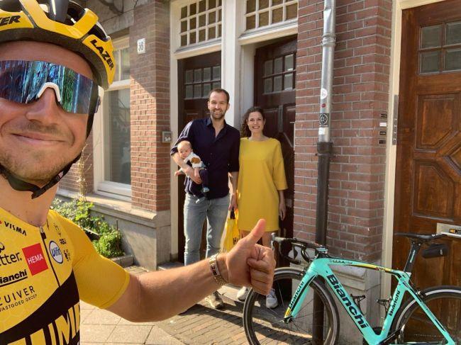 Groenewegen consegna merci varie a casa nei Paesi Bassi