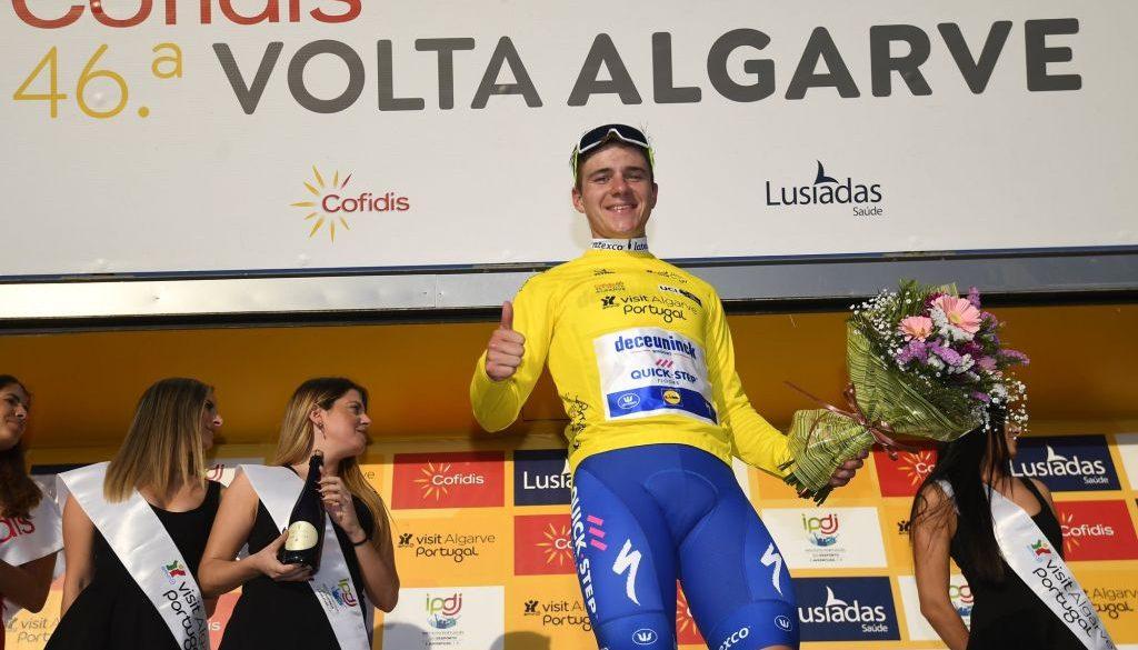 Verbrugghe sostiene Evenepoel a brillare al Giro d'Italia