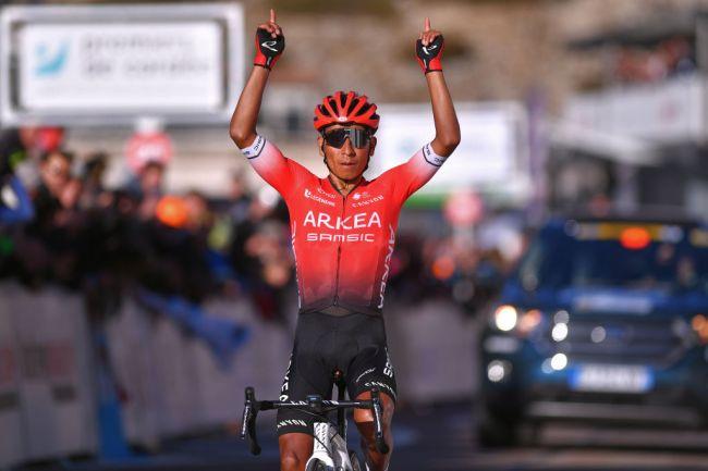 Nairo Quintana tornerà al Mont Ventoux Dénivelé Challenge