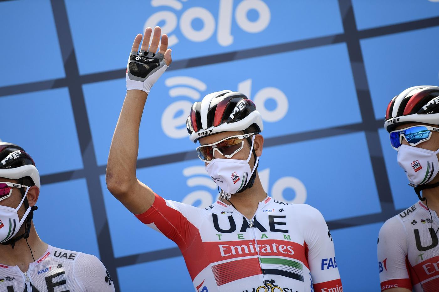 abbigliamento ciclismo UAE basso prezzo