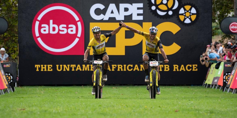 Rinviato al prossimo ottobre 2021, l'orario dell'evento Cape Epic è stato confermato